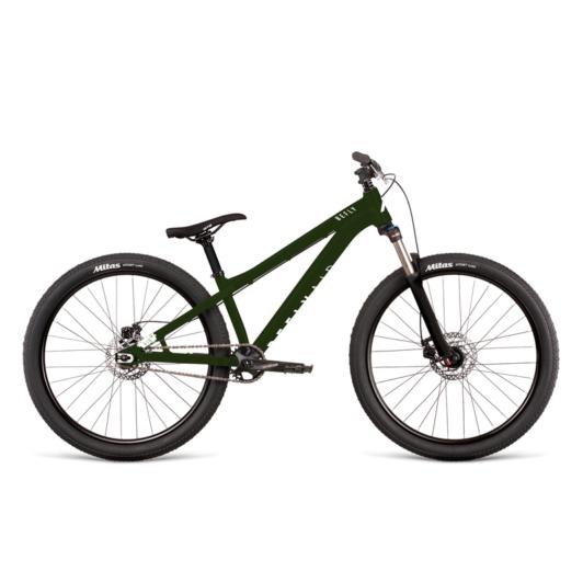Dema BeFly AIR ONE dark green metal kerékpár 2022