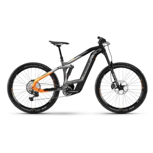 """Haibike Fullseven 10 Nyon 27.5"""" Férfi Elektromos Összteleszkópos MTB Kerékpár 2021"""