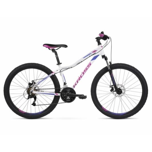 "KROSS LEA 3.0 27,5"" white / purpure SR 2021"