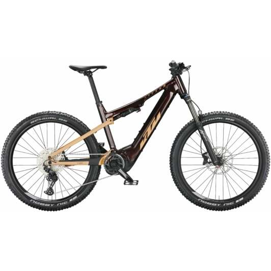 KTM MACINA LYCAN 772 GLORIOUS Női Elektromos Összteleszkópos MTB Kerékpár 2022