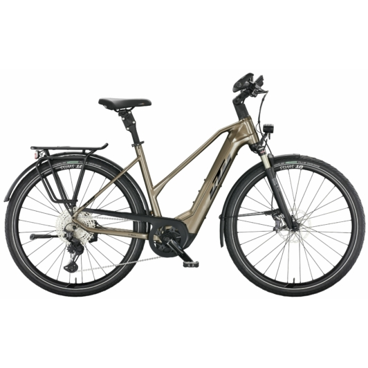 KTM MACINA STYLE 710 Férfi Elektromos Trekking Kerékpár 2022