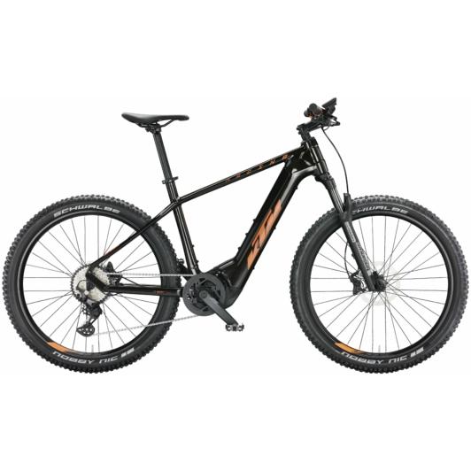 KTM MACINA TEAM 772 BLACK Férfi Elektromos MTB Kerékpár 2022