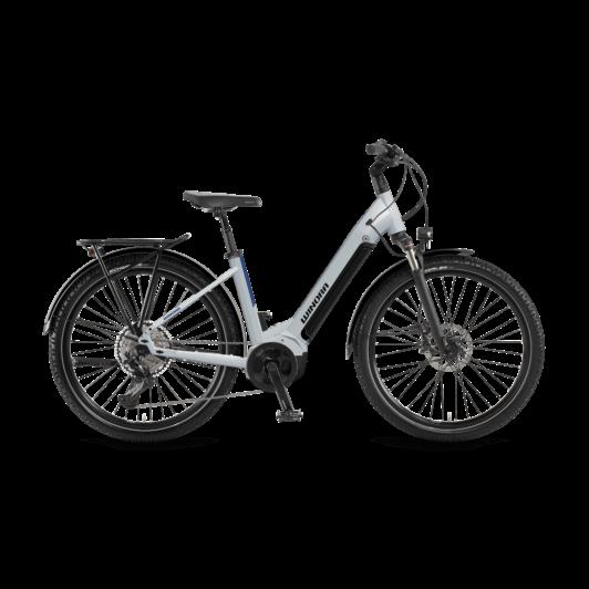 "Winora Yucatan 12 i630 27.5"" EASY ENTRY Unisex Elektromos Trekking Kerékpár 2022"
