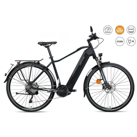 Gepida Fastida Pro Man XT 12 625 2022 Speedpedelec kerékpár