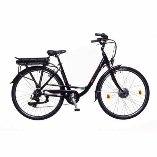 NEUZER ZAGON NŐI SHENGYI FEKETE/BRONZ-EZÜST elektromos kerékpár
