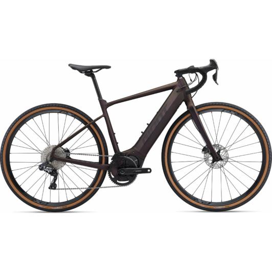 Giant Revolt E+ 2022 Elektromos Férfi Gravel Kerékpár