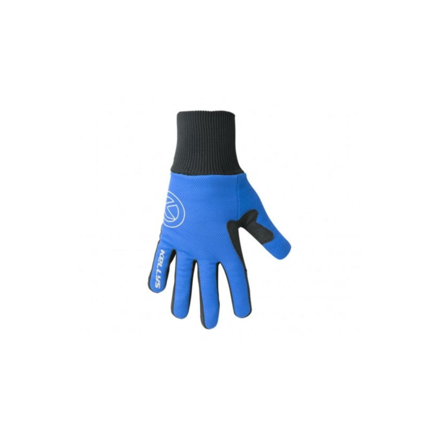 KELLYS FROSTY BIKE GLOVES BLUE