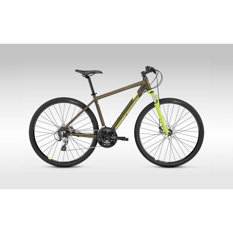 LAPIERRE CROSS 200 DISC 2017 Cross Trekking Kerékpár