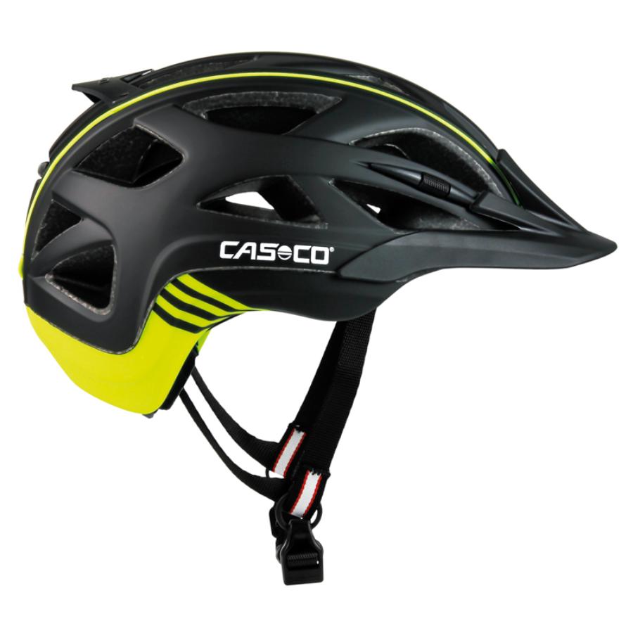 Casco Activ 2 BLACK - NEON