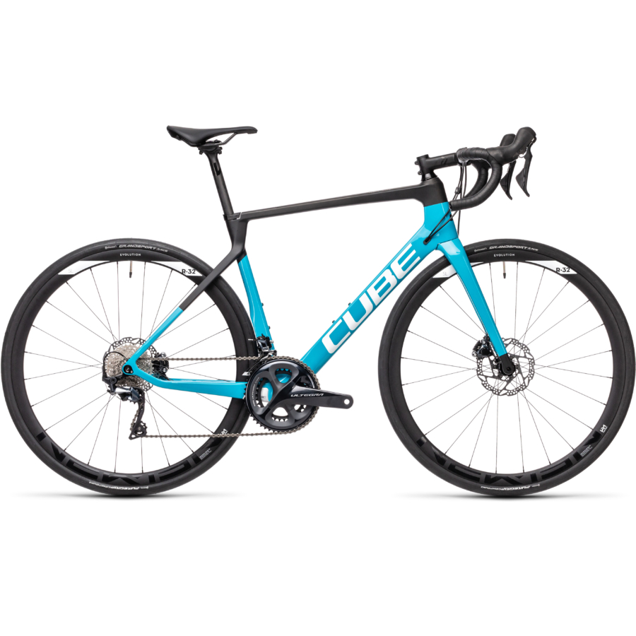 "CUBE AGREE C:62 RACE CARBON´N´PETROL 28""  2021"
