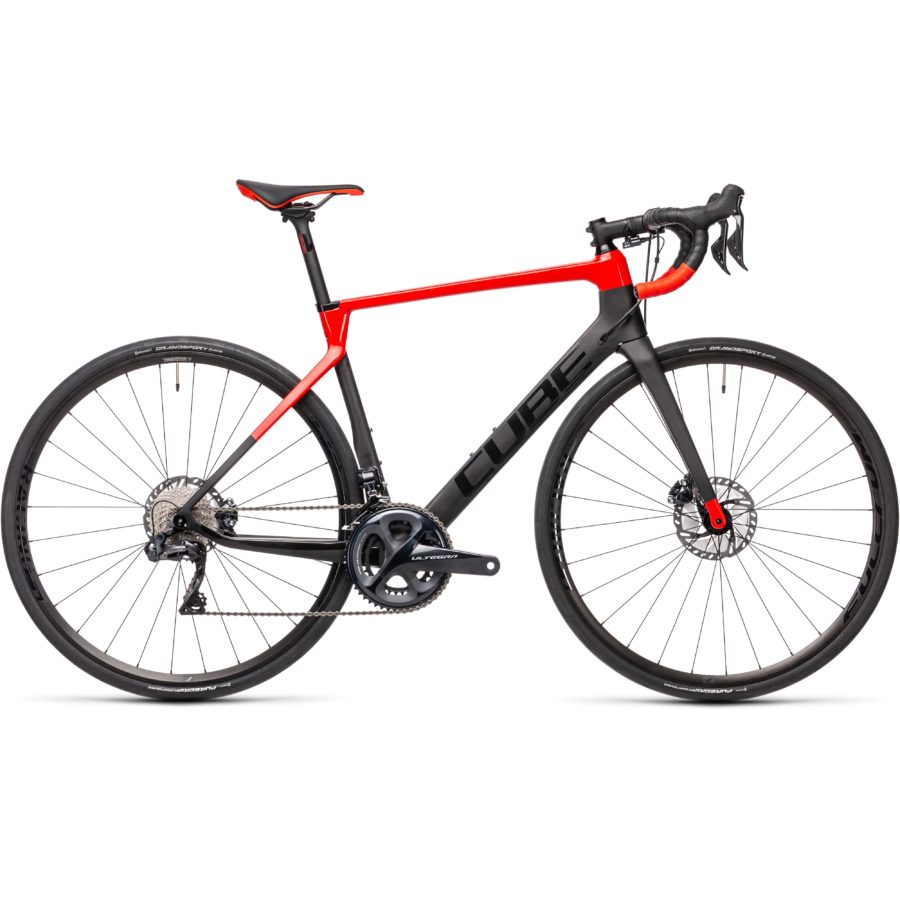 """CUBE AGREE C:62 SL CARBON´N´RED 28"""" 2021"""