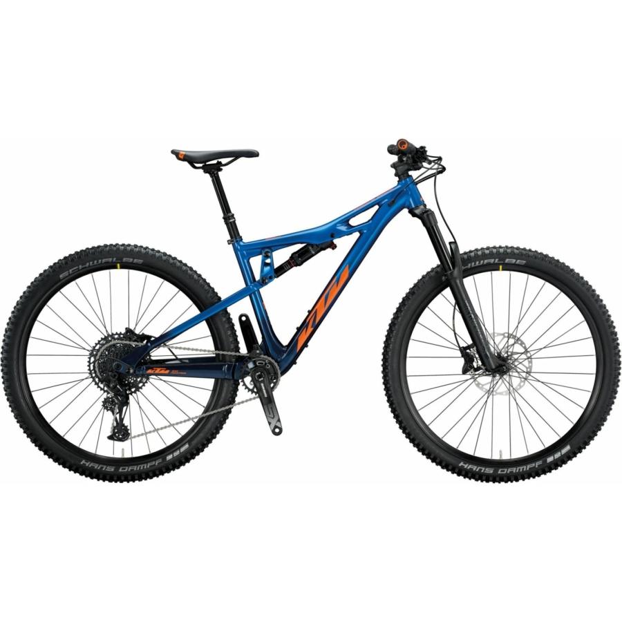 KTM PROWLER 292  2020 Férfi Összteleszkópos MTB Kerékpár