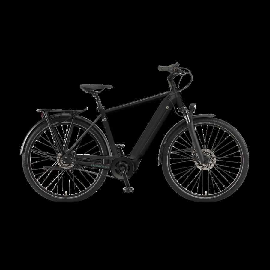 "Winora Sinus R8f i625 27.5"" Férfi Elektromos Városi Kerékpár 2021"