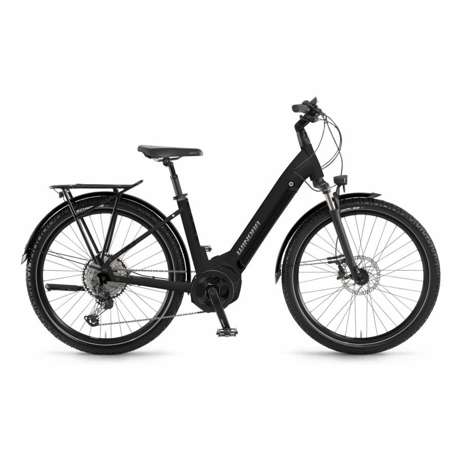"Winora Yucatan 12Pro i630 27.5"" EASY ENTRY Unisex Elektromos Trekking Kerékpár 2021"