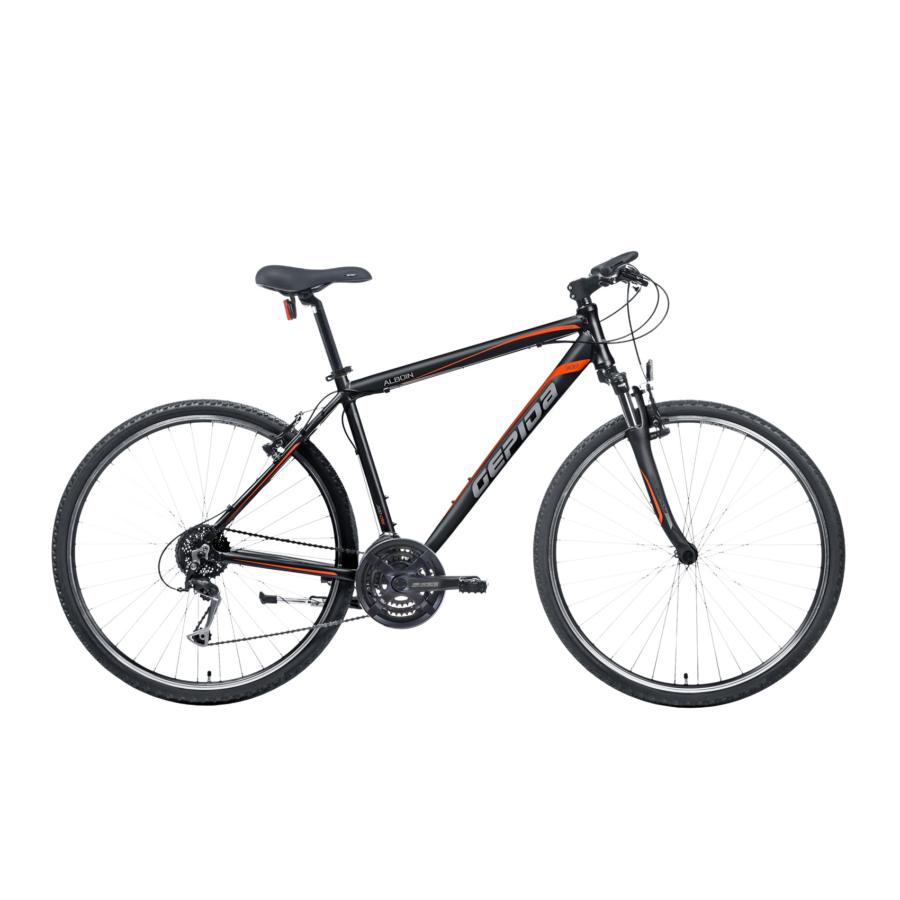 """Gepida ALBOIN 300 CRS 28"""" M 2019 férfi kerékpár"""