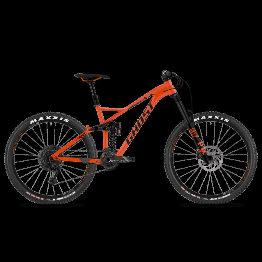 Ghost FR AMR 8.7 AL U 2019  MTB kerékpár