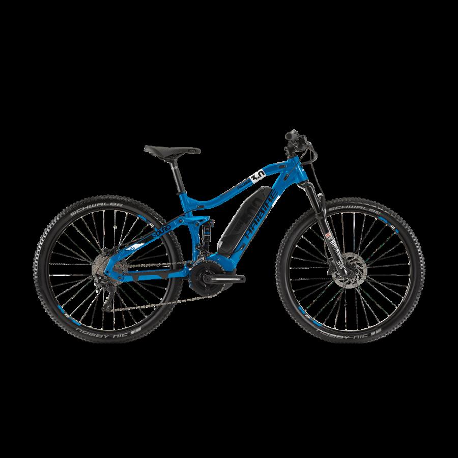 Haibike SDURO FullNine 3.0 Férfi Elektromos Összteleszkópos MTB Kerékpár 2020