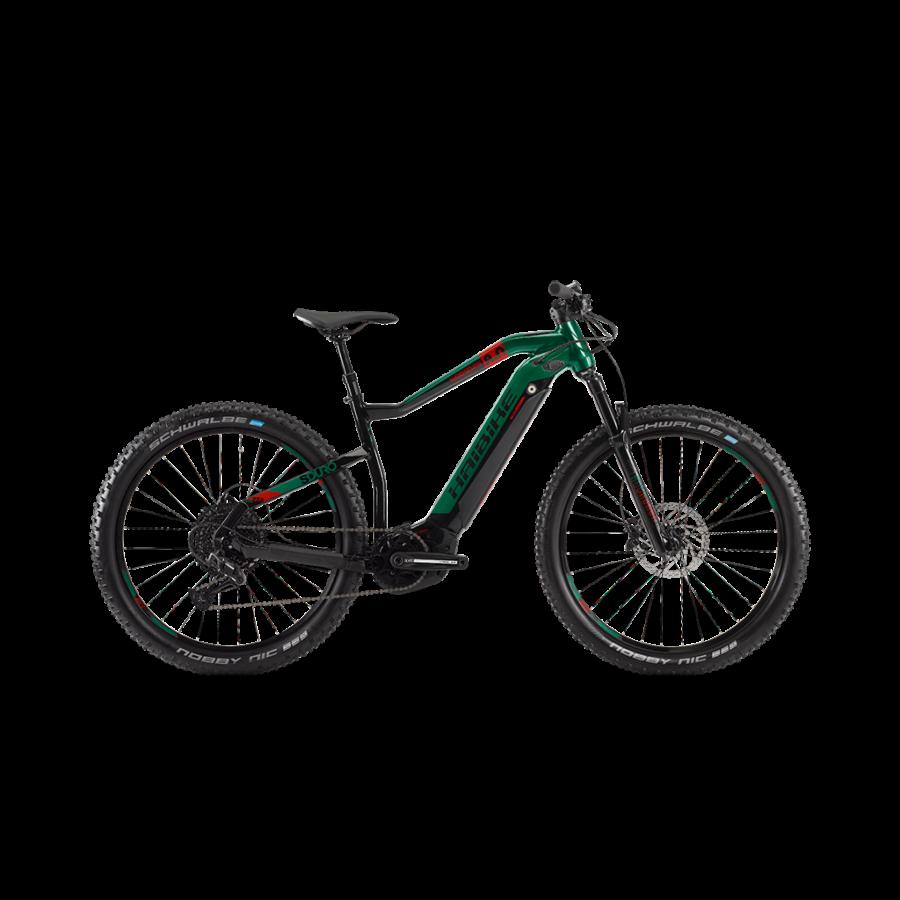 Haibike SDURO HardSeven 8.0 Férfi Elektromos MTB Hardtail Kerékpár 2020