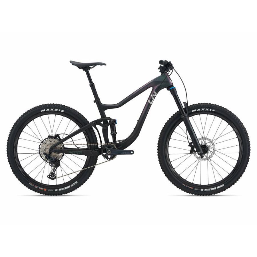 """Giant Liv Intrigue Advanced 27.5"""" 2021 Női összteleszkópos kerékpár"""