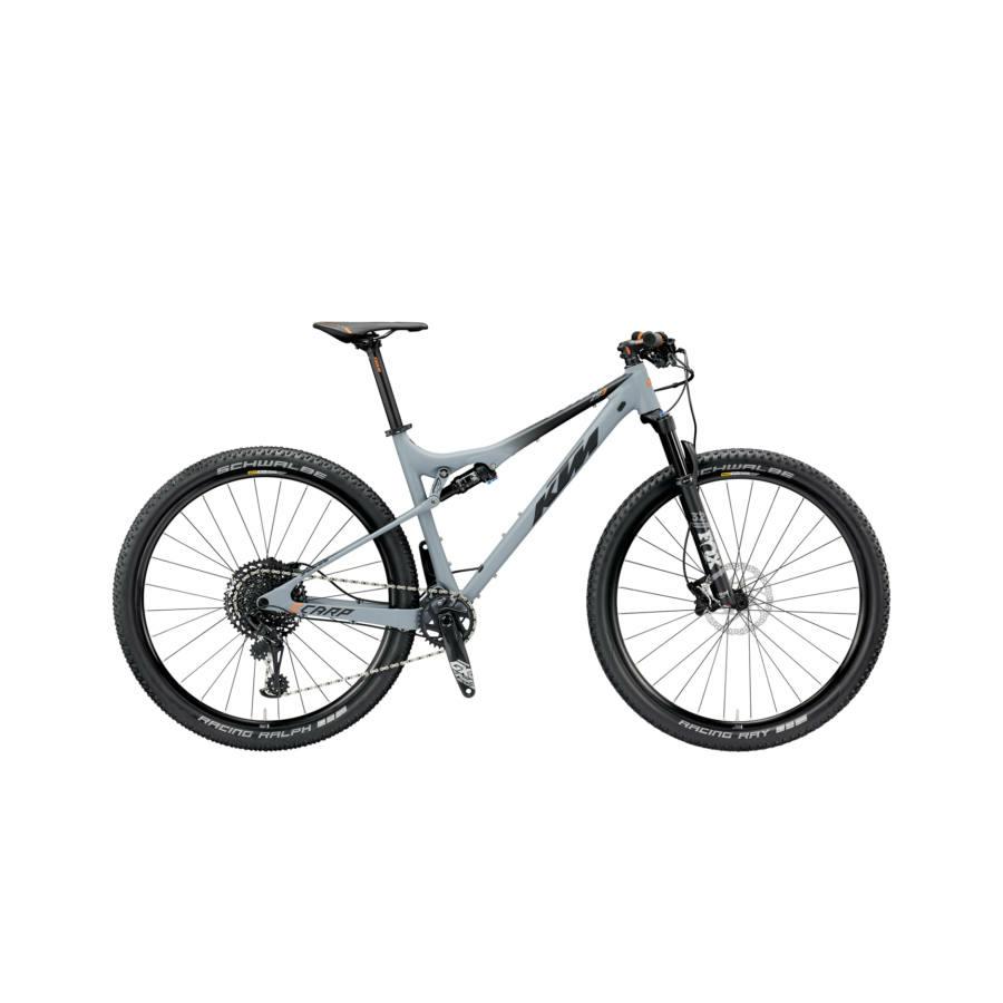 KTM SCARP 293 12 2019 Összteleszkópos kerékpár