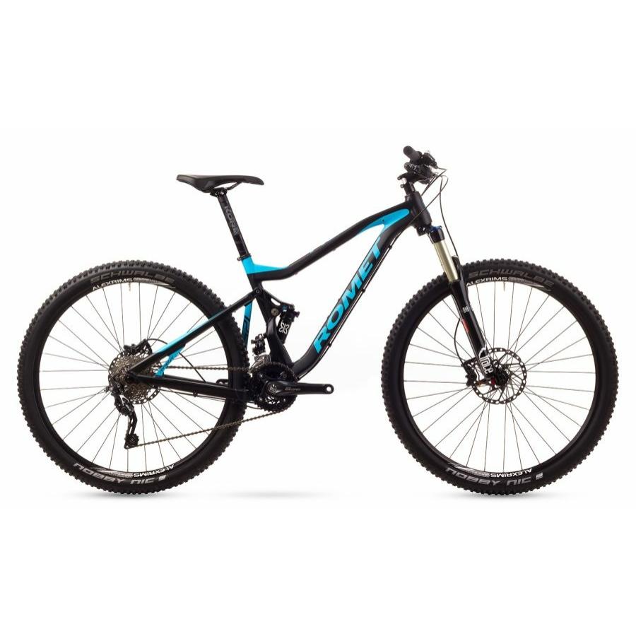 """Romet Key 29 1 2016 29"""" Összteleszkópos MTB Kerékpár"""