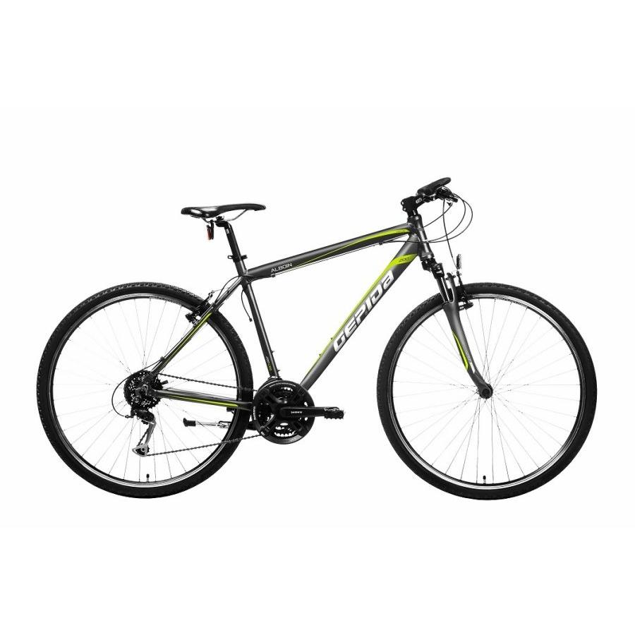 Gepida Alboin 200 CRS 2018 Férfi modell, Cross Trekking Kerékpár