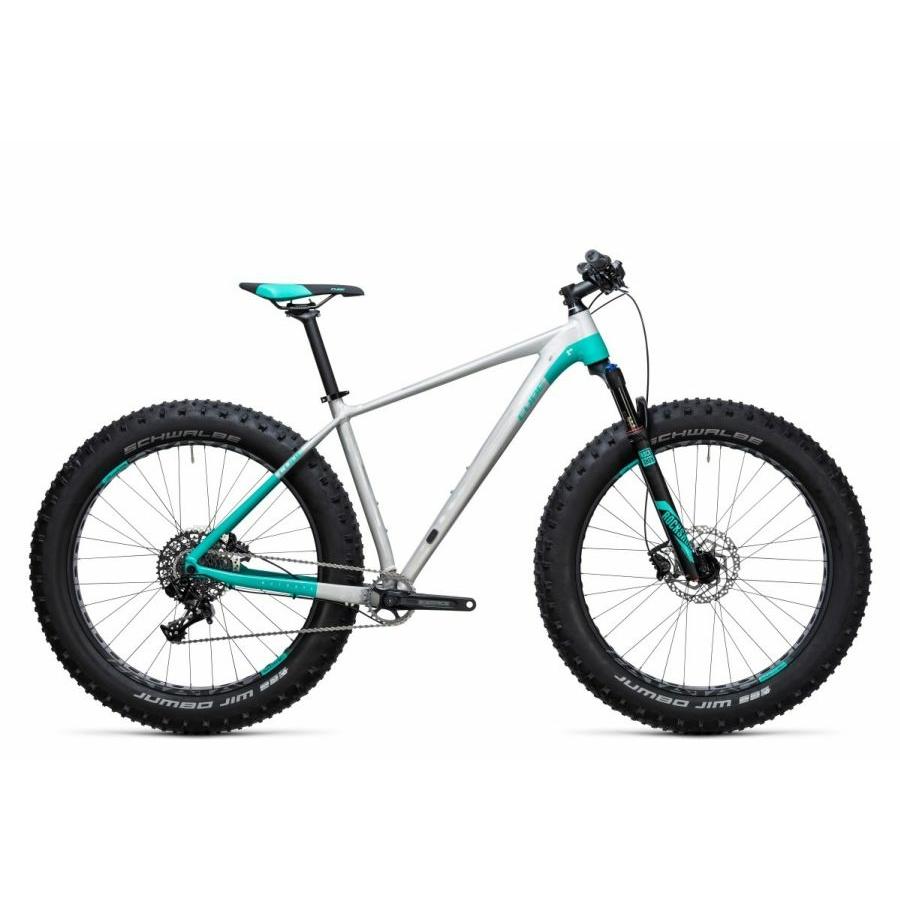 Cube Nutrail Pro Férfi Fatbike MTB Kerékpár 2017