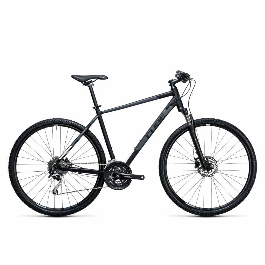 Cube Nature 2017 Cross Trekking Kerékpár