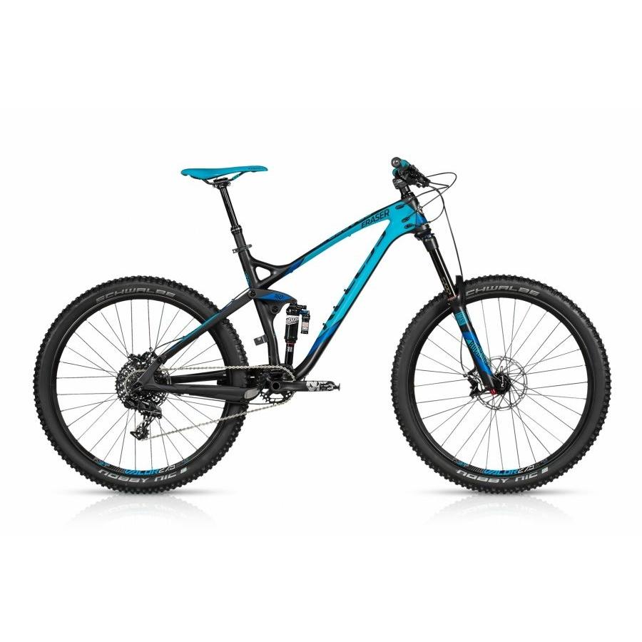 """Kellys Eraser 70 2017 27,5"""" Összteleszkópos MTB Kerékpár"""