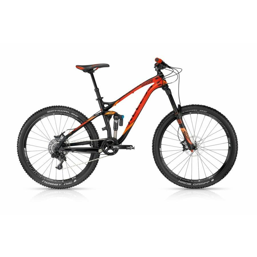 """Kellys Eraser 90 2016 kerékpár 27,5"""" Összteleszkópos MTB Kerékpár"""