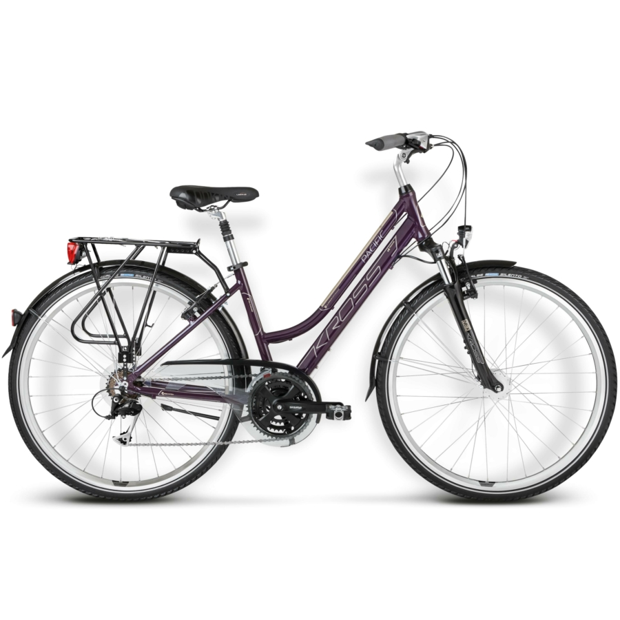 KROSS TRANS PACIFIC Női Trekking kerékpár