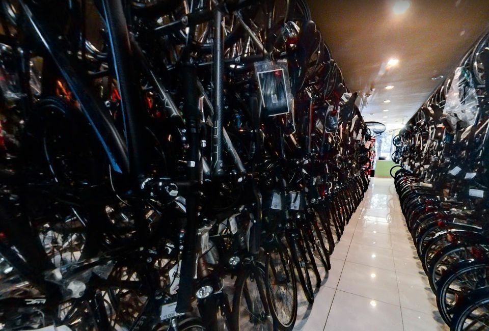Kerékpárbolt virtuális séta